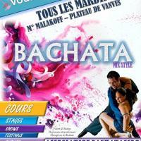 Cours de Bachata tous les mardis avec BACHATACCRO