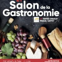 Salon de la gastronomie for Salon de la gastronomie orleans 2017
