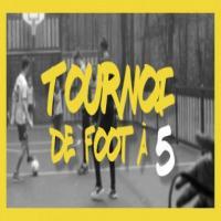 Tournoi de foot à 5 - Edition 2018