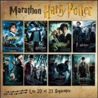 Marathon Harry Potter 23/09/2018