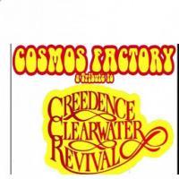 Cosmos Factory en concert au Saxo - ROUEN