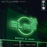EL PATIO by Back To Da Barrio #OpeningLatinClub