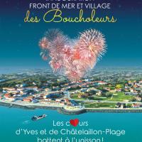 Inauguration du village des Boucholeurs - Juin 2019