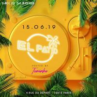 EL PATIO by Back To Da Barrio #SummerOpeningParty