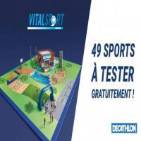 Initiations sportives Vitasport Brest