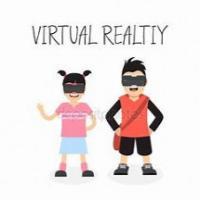 Etoiles et réalité virtuelle / enfants