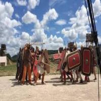 Gaulois versus romains