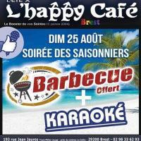 Karaoké et Barbecue au Happy