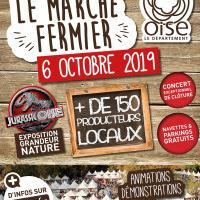 Marché fermier de Beauvais