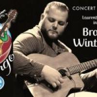 A la santé de Django : Brady Winterstein