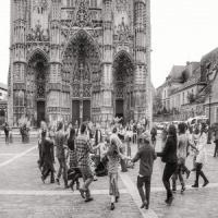 Bal/musique folk gd cagibii à Tours **07.02