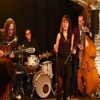 Jazz: nathalie Monceaux à Louviers