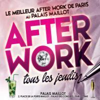 Afterwork au palais Maillot