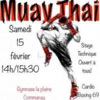 Séance de Muav Thai tous niveaux