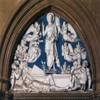 Les Della Robbia, famille de céramistes italiens