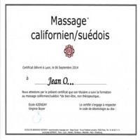 Massage de relaxation