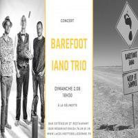 BAREFOOT IANO TRIO // Concert à la Gélinotte