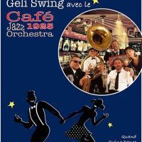 Café 1925 // Concert à la Gélinotte