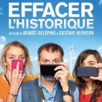 Effacer l'historique au Ciné Loire