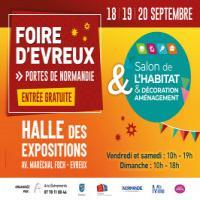 FOIRE D'EVREUX & SALON DE L'HABITAT