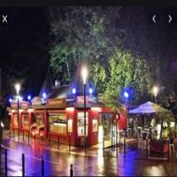 Karaoké au Kiosque