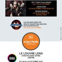 Ateliers créatifs au centre Aushopping de Noyelles-Godault