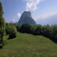 Col du mont Rachais