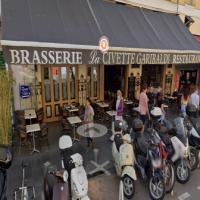 Brasserie la civette garibaldi