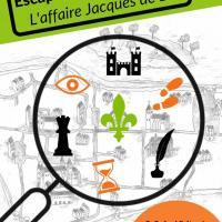 Escape Game historique (en extérieur) : l'affaire Jacques de B.