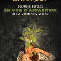 Café-Théâtre : One woman show