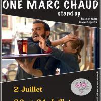 Café-Théâtre : One man show